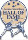 Australian national Boxing Federation ANBHOF