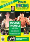 World of Boxing magazine